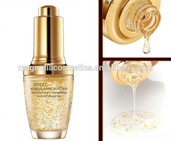 Best Vitamin C Serum with Hyaluronic Acid &24k gold