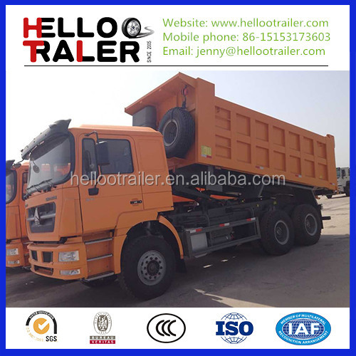 2016 6x4 Lowest Price Brand New HOWO dump truck Algeria for sale