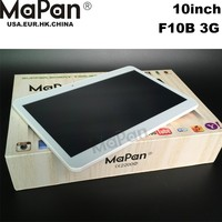"MaPan low price phone call tablet pc MaPan F10B 3G 10"" / best 10 inch cheap tablet pc with phone function"