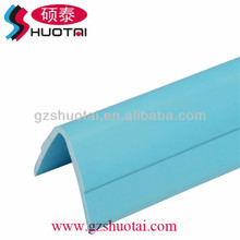 PVC stair nosing profile,pvc protection profile for stair