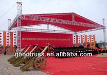 outdoor event aluminum truss canopy