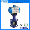 Butterfly Valves With Rotork Pneumatic Actuator
