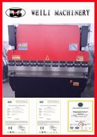 High Quality Cheap Prices WC67Y-100 hydraulic presses bending