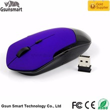 New Arrival WM-22 Slim Cool 2.4Ghz USB Wireless Optical Mouse Custom Brand Name Computer Mouse