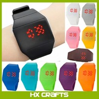 2015 High Quality Fashion Design Silicone Wristband Watches Men/Women watches