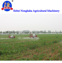 Self Propelled High Clearance Agricultural Boom Sprayer