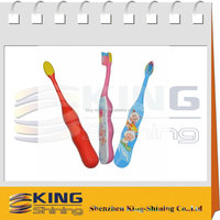 2014 new design children electric music toothbrush