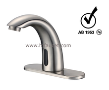 Amercian cheap infrared automatic motion sensor faucet