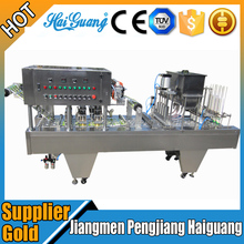 Top Quality Machine For Sealer Plastic Cup/Cup Sealer Machine Supply In The Philippines
