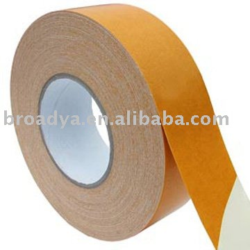 320 mic-Double sided adhesive Cloth tape