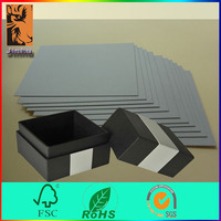 paper mill best sale recyele 700*1000mm 900gsm grey paperboard
