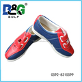 new arrival PU bowling shoe on hot sale