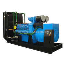 1MW Diesel Genset Parallel Connection 5MW Power Plant