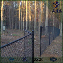 Galvanized Chain Link Fence Dog Run