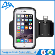 Durable universal armband case for apple iphone6 Anti-slip granules for iphone 5s