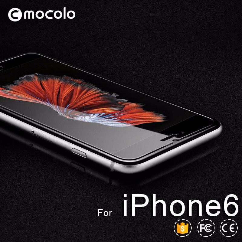 Mocolo 0.33mm Premium Screen Protector Tempered Glass For iphone 6 Anti-shock tempered glass for iphone 6s plus