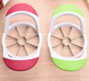 Hot selling kitchen gadget one step cutter apple slicer