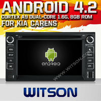 WITSON ANDROID 4.2 KIA CARENS 2006-2011 RADIO VIDEO DVD GPS WITH A9 CHIPSET 1080P