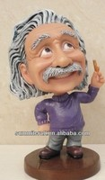DIY einstein resin model kit figures