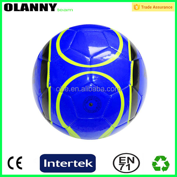 factory price hot sale leather street retro soccer ball