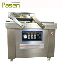 CE approval fresh food meat vacuum packaging machine / vacuum sealing machine