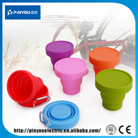 Wholesale In China ceramic coffee cups with lids,ceramic travel mug with handle,porcelain travel mug with silicone lid