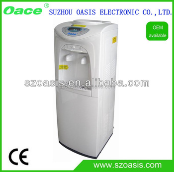 Stand Installation and CE,RoHS,CB Certification water dispenser with cooler