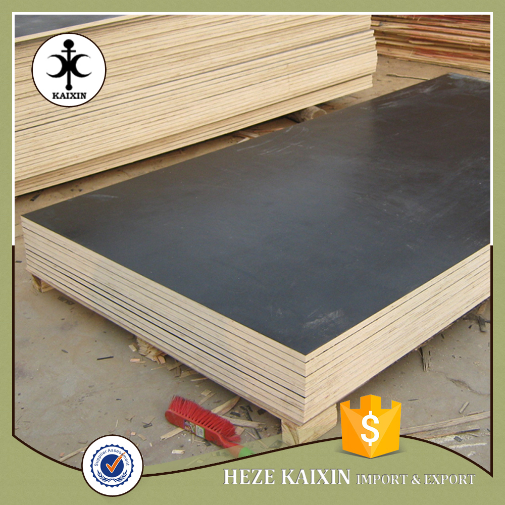 on time shipping 13 layers 12mm film faced plywood price