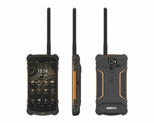 "2017 military grade 5.5"" NFC IP68 proof FHD Octa core 4G LTE ex proof rugged Android mobile cell phone with walkie talkie"