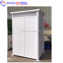 China Low price shower cabin mobile used portable toilets for sale