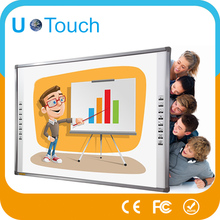 USB connected 82 inch smartboards interactive whiteboard with educational software