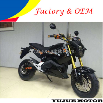 electric monkey bike 2000w/72v electric bike motor/electric motorcycle