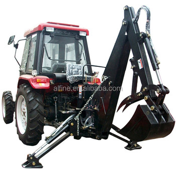 Factory directly sale good quality backhoe for tractor