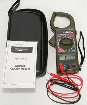 Digital Clamp Ampere Meter