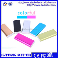 Hot sales Factory Supply Portable mobile powerbank 16000mah OEM powerbank for all mobile phone