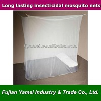 Long Lasting Insecticide Treated Mosquito Net With Permethrin Insecticide Treated