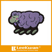 Embroidery Chenille Patch For Lovely Sheep