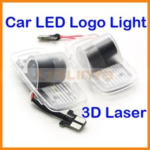 3W LED Car Light Perfect Dedicated Car No Drill LED Car Door Projector Logo Light
