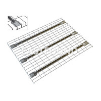 Eastfound manufacture box beam F channel zinc welded wire rack deck