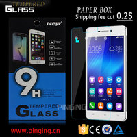 9H Anti-broken tempered glass screen guard For Gionee P5 Mini screen protector
