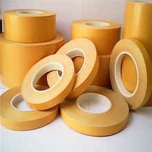 Shenzhen Yellow Double Sided thermal Tape Good Adhesiveness