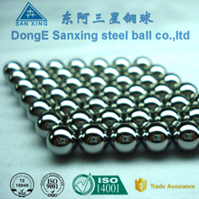 5mm G1000 carbon steel ball for furniture