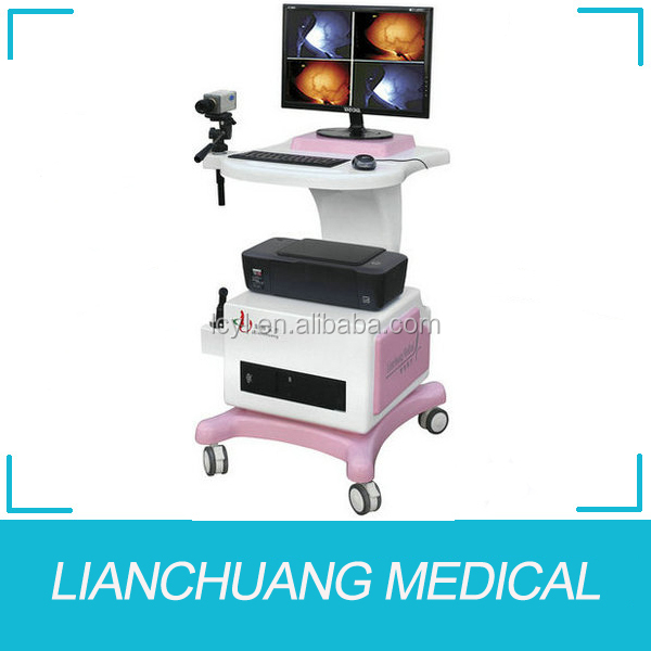 Cart Type Infrared Breast Cancer Diagnostic Machine