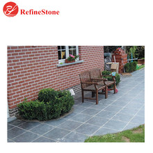 bluestone limestone floor tiles ,honed blue limestone slabs for paving