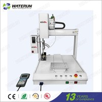 automatic PCB soldering robot machine china supplier