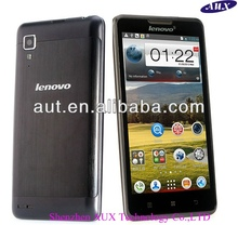 New arrival Dual sim Lenovo 5.0 inch android mobile phone P780 with RAM 1G