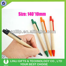 Biodegradable Paper Eco Pen For Promotion