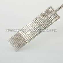 50pcs Blister Packing Disposable 3RS Tattoo Needle