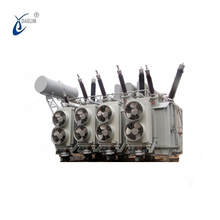 Oil 120mva 110kv Power Transformer NLTC Two Winding With Best Quality