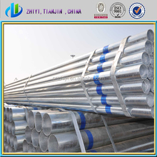 Galvanized asme b36.10m astm a106 gr.b seamless steel pipe made by professional Tianjin stainless steel pipe manufacturer